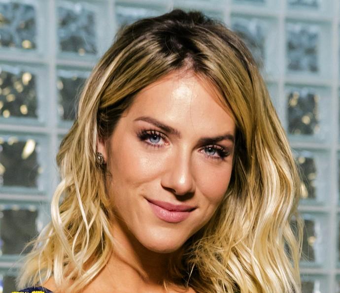 Giovanna Ewbank dá dicas de beleza e saúde no verão (Foto: Tata Barreto / TV Globo)