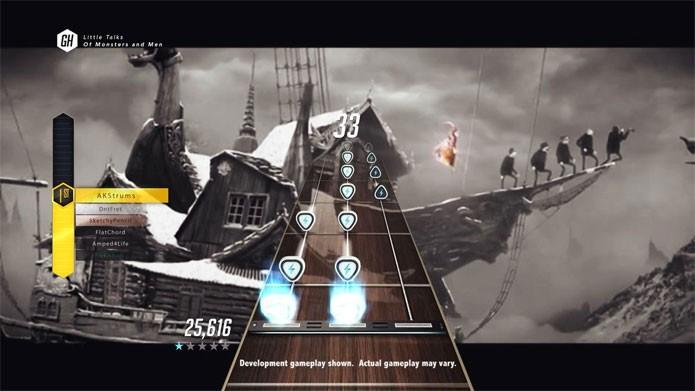 Guitar Hero Live (Foto: Divulgação)