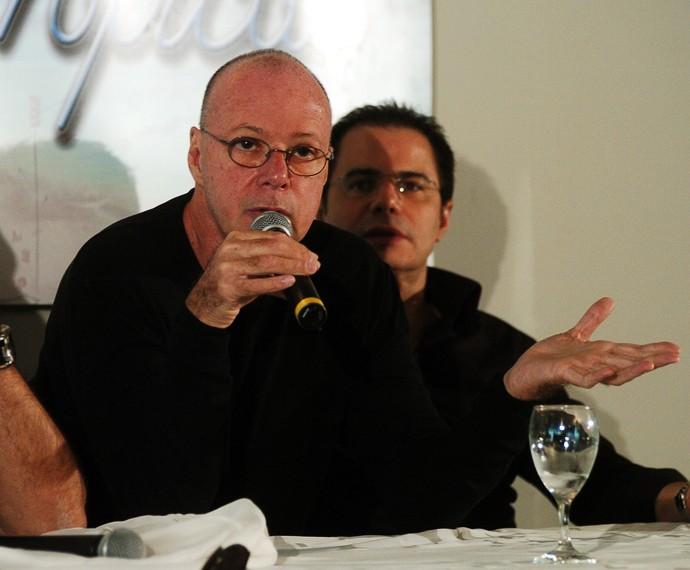 Gilberto Braga completou 70 anos no dia 1 de novembro (Foto: Márcio de Souza / TV Globo)