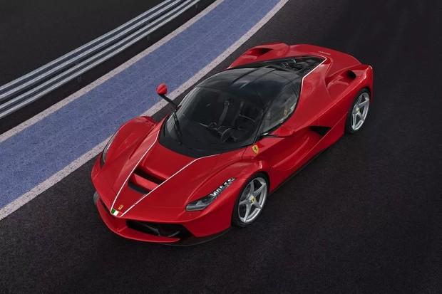 Ferrari LaFerrari exclusiva (Foto: Divulgação)