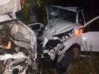 Batida envolvendo três veículos deixa um morto e um ferido na BA-001