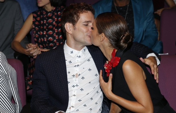 Daniel de Oliveira e Sophie Charlotte (Foto: Marcos Serra Lima / Ego)