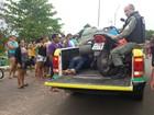 Morre policial que caiu de viatura ao conduzir suspeito para delegacia
