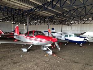 Aeródromo em Vitória da Conquista, Bahia (Foto: MPF/ Divulgação)