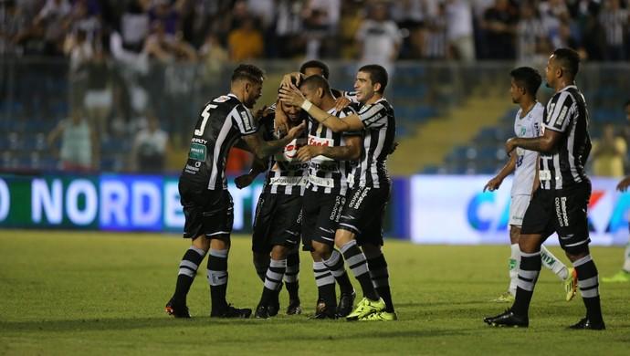 Assisinho, Ceará, copa do nordeste (Foto: Kid Júnior/Agência Diário)