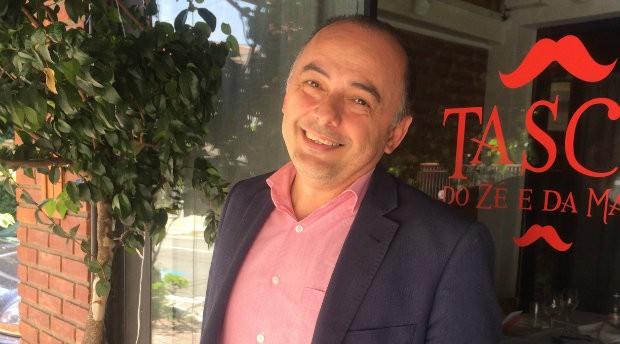 De ex-garçom a dono de restaurante, José Maria Alves quer expandir seus negócios (Foto: Divulgação)