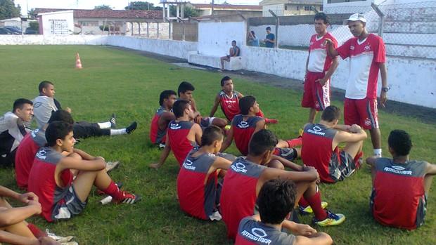 Equipe Sub-20 do Auto Esporte (Foto: Divulgação / Auto Esporte)
