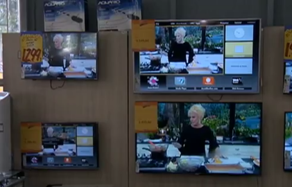 Escolha do aparelho de TV faz a diferença na receptação do sinal digital
