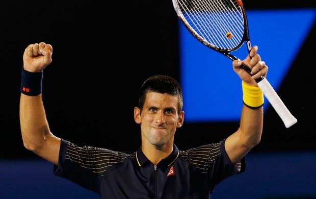 djokovic tenis aberto da australia david ferrer (Foto: Reuters)