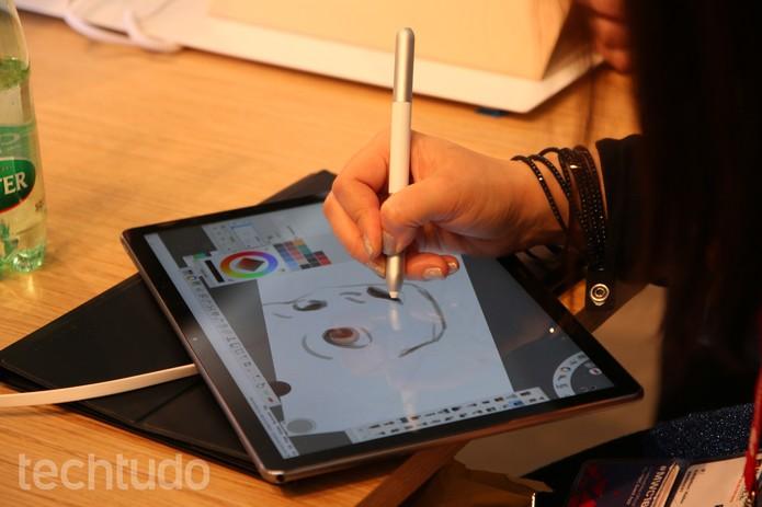 MateBook (Foto: Fabrício Vitorino/TechTudo)