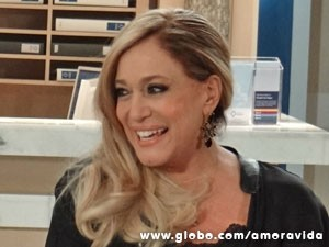 Susana Vieira Pilar (Foto: Amor à Vida / TV Globo)
