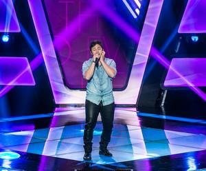 Renato Vianna venceu a última temporada do The Voice (Foto: Isabella Pinheiro/Gshow)