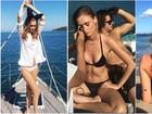 Vivi Orth, nova capa da 'Playboy', elogia Claudia Ohana: 'Foi um marco'