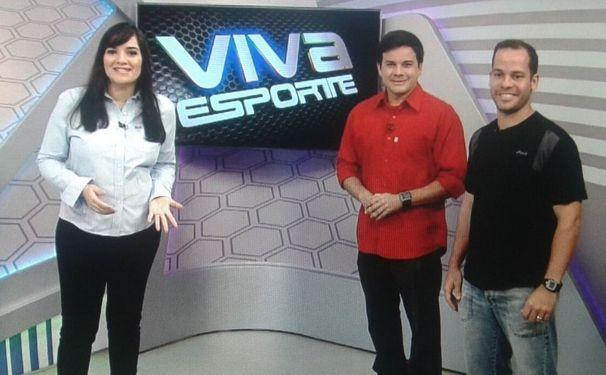 Viva Esporte (Foto: Divulgação / TV Sergipe)
