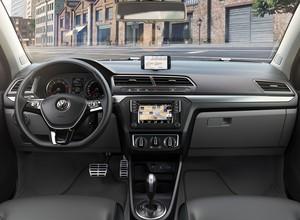 Volkswagen revela por completo o interior do novo Volkswagen Gol (Foto: Divulgação)