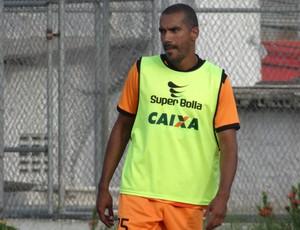 Marco Tiago, zagueiro do ASA (Foto: Leonardo Freire/GloboEsporte.com)