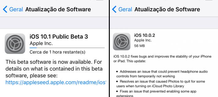 Veja como sair do iOS Beta e instalar a versão final do sistema do iPhone (Foto: Reprodução/Edivaldo Brito)