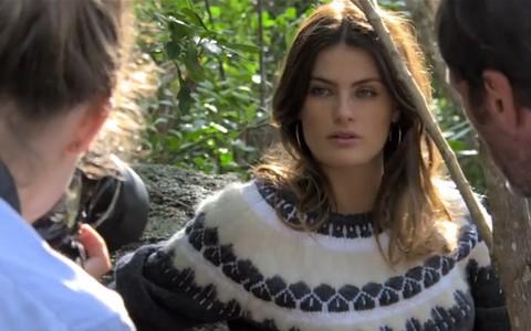 Isabeli Fontana lança websérie em parceria com Vogue Eyewear