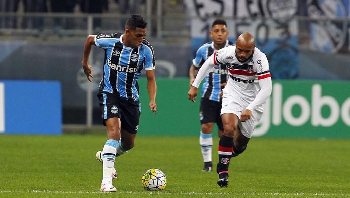 Grêmio x Santa Cruz, Arena, Brasileirão, Pedro Rocha (Foto: Rodrigo Rodrigues / Divulgação / Grêmio)