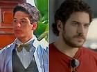 Antes e depois: veja como Marco Pigossi estreou na TV Globo há 10 anos
