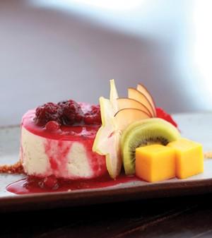 Cheesecake de tofu (Foto:  Iara Venanzi )
