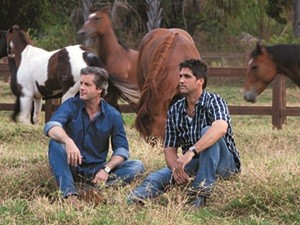 Show Victor e Leo Goiás (Foto: Divulgação)