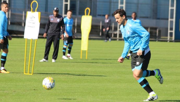 Bobô Grêmio (Foto: Eduardo Moura/GloboEsporte.com)