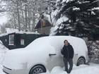 Casa onde Ivete Sangalo passa férias em Aspen custa R$ 75 mil por 9 dias