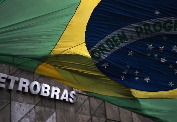 Sede da Petrobras no Rio de Janeiro (Foto: Vanderlei Almeida/AFP/Getty Images)