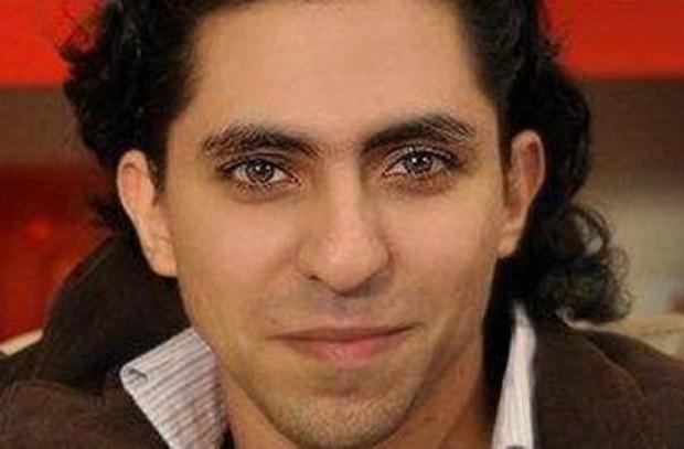Badawi foi preso em 2012 por ter criado o site Árabes Sauditas Liberais, que promovia um fórum de debate público (Foto: Divulgação/Anistia Internacional )