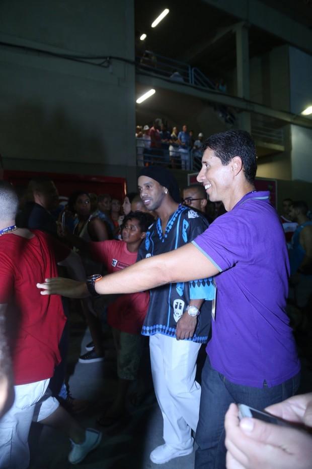Ronaldinho Gaúcho (Foto: agnews)