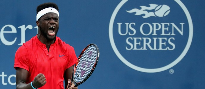 Frances Tiafoe (Foto: Rob Carr/Getty Images)