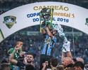 Capitão do Penta, Maicon revive polêmica com torcedores do Grêmio