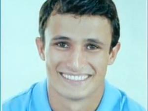 Artur Carneiro, vereador de Bandeirantes do Tocantins, é um dos suspeitos de assaltar casa de PM (Foto: Reprodução/TV Anhanguera)