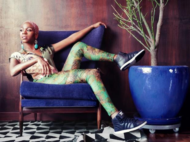 """Karol Conka aparece na lista dos """"Dez novos artistas que você precisa conhecer"""" da revista Rolling Stone (EUA) deste mês de abril (Foto: Mariana Zarpellon / Divulgação)"""