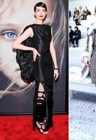 Anne Hathaway e outras famosas apostam na gladiadora com salto alto