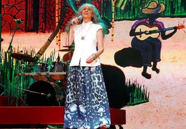Prêmio da Música Brasileira - Maria Bethânia (Foto: AG.News)