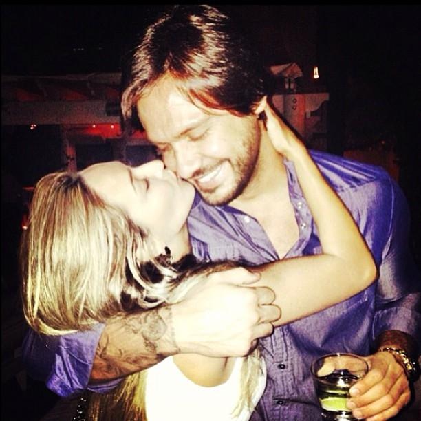 Gustavo Mendonça e Fabiana Ribeiro (Foto: Reprodução/Instagram)