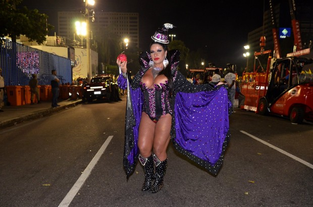 Solange Gomes (Foto: Roberto Teixeira / EGO)