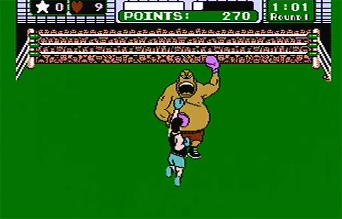 Mike Tysons Punch Out (NES) (Foto: Reprodução)
