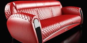 Sofá Lamborghini (Foto: Divulgação)