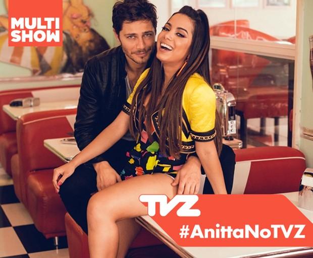 anitta tvz (Foto: Multishow)