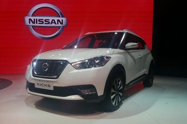 Nissan Kicks SV (Foto: Alexandre Izo)