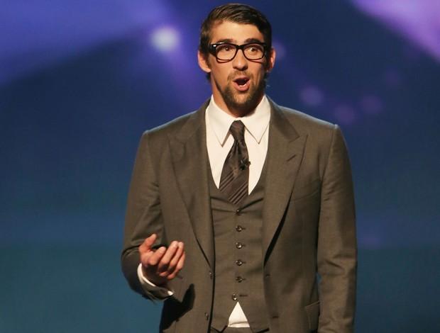 Prêmio Laureus - Michael Phepls (Foto: Getty Images)