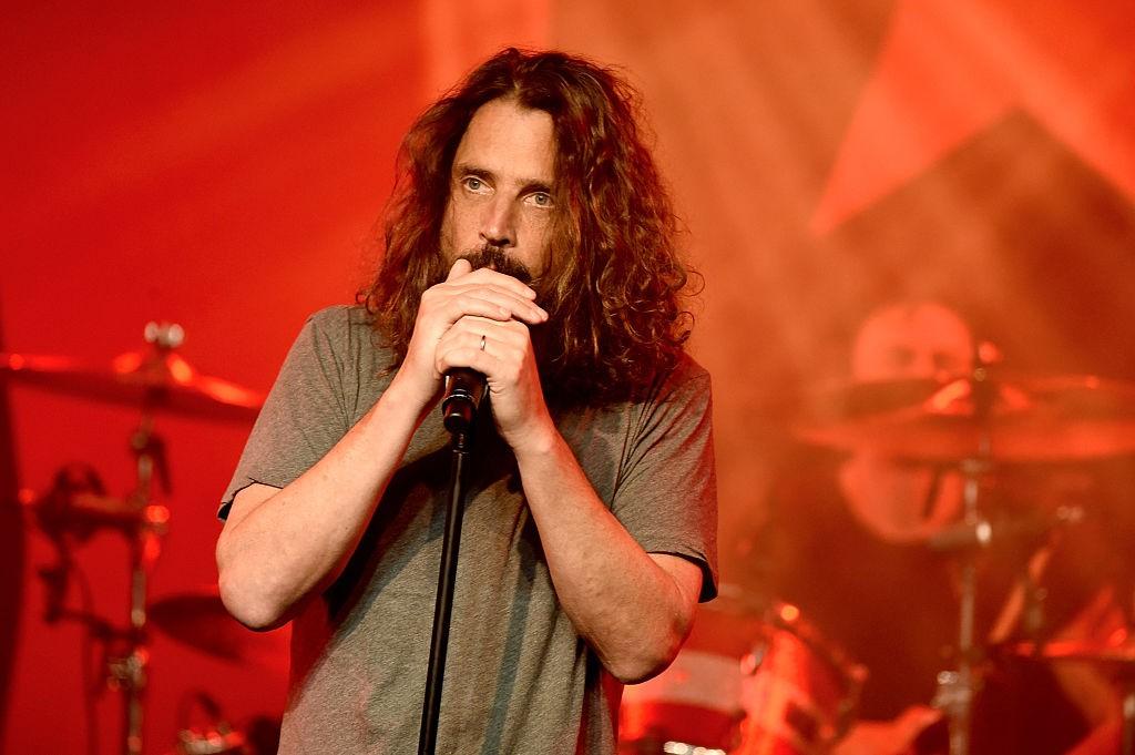 Chris Cornell, ex-vocalista de Soundgarden e Audioslave (Foto: Kevin Winter/Getty Images)