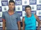 Pai e filho suspeitos de venda de armas são presos em Amargosa