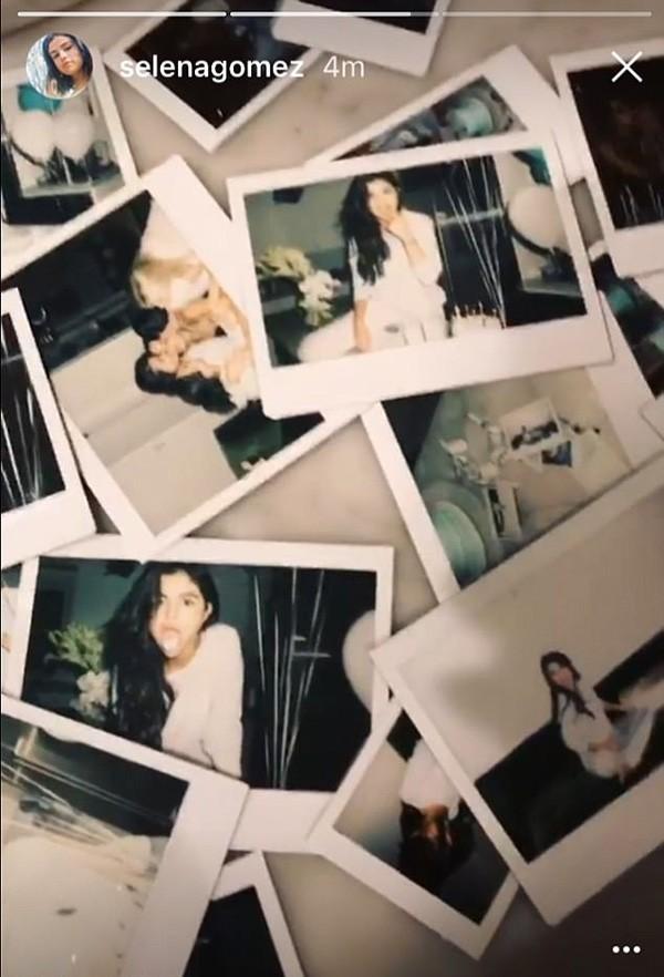 Selena Gomez (Foto: Instagram)