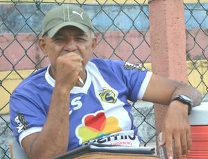 Edmilson Santos; Socorrense (Foto: João Áquila / GloboEsporte.com)