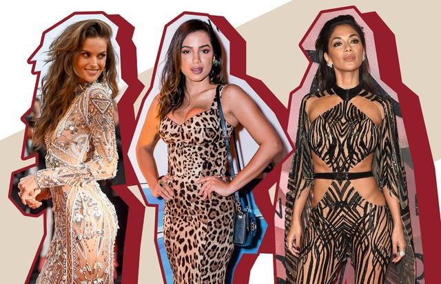 Mestres do sexy: os estilistas queridinhos das celebs para sensualizar (Foto: Divulgação, Getty Images e Bruno Ryfer)