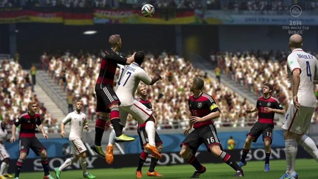 Game oficial da Copa do Mundo será lançado para PlayStation 3 e Xbox 360 (Foto: Divulgação/EA Sports)